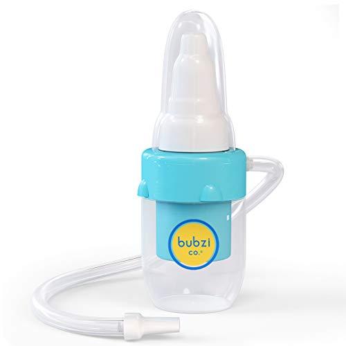 Bubzi Co Premium Nasensauger Baby, weiches Silikon, nicht...