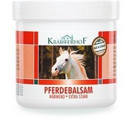 Pferdebalsam wärmend extra stark, Massage-Gel für...