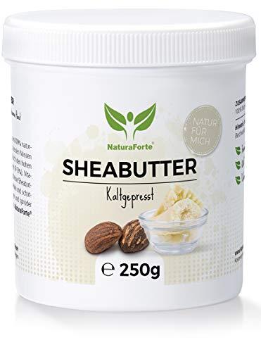 Premium Shea Butter 250g - Rein und Natürlich -...