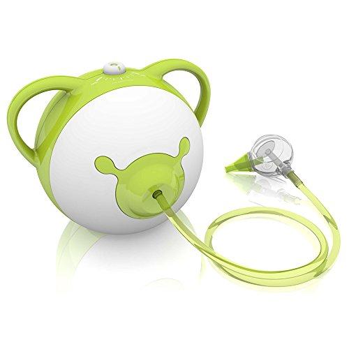 Nosiboo Pro Nasensauger (elektrisch, grün)