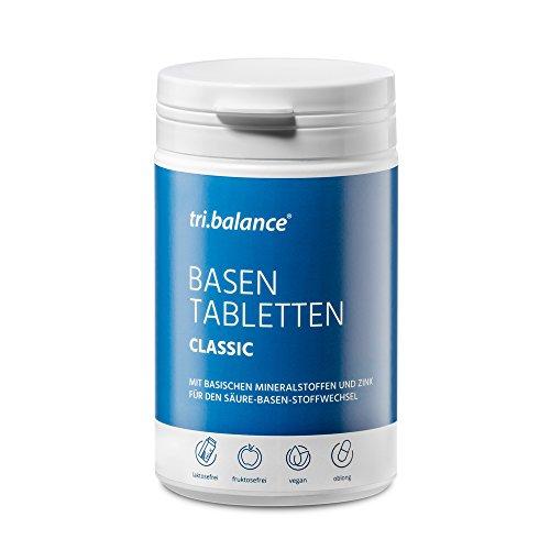 tri.balance Basentabletten Classic 225 Tabletten - 1er Pack...