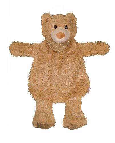 Wärmflasche mit Bezug Teddy