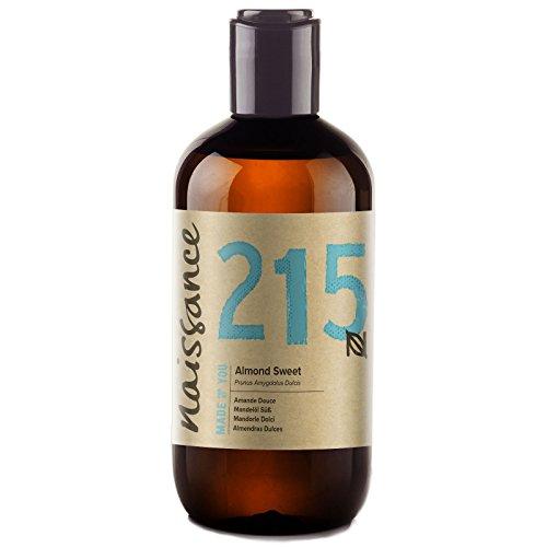 Naissance reines Mandelöl süß (Nr. 215) 250ml - Vegan,...