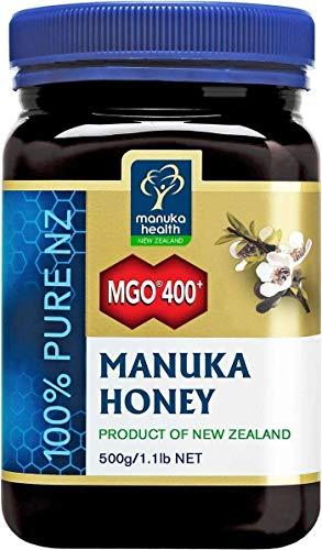 Manuka Health - Manuka Honig MGO 400 + 500g - 100% Pur aus...