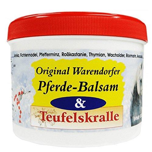 Warendorfer Pferdebalsam mit Teufelskralle - Pferdesalbe -...
