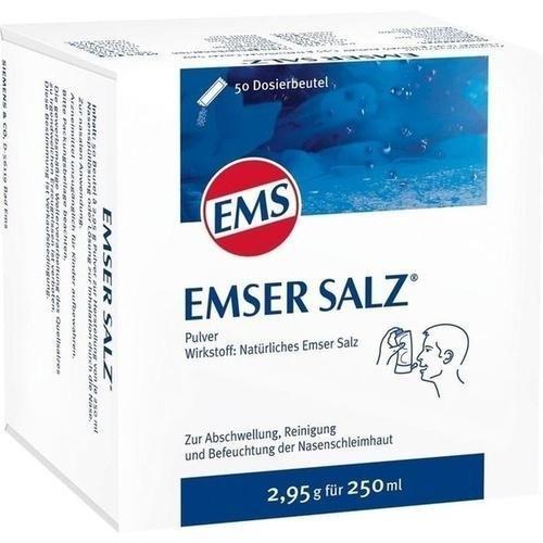 Emser Salz zur Verwendung mit der Emser Nasendusche - Bei...