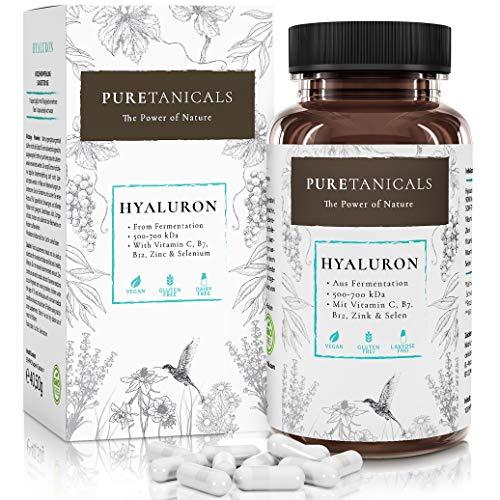 Hyaluronsäure Kapseln hochdosiert laborgeprüft – 350mg...
