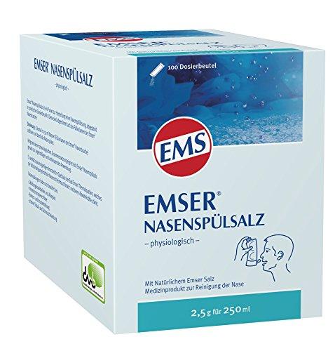 Emser Nasenspülsalz physiologisch - Nasendusche bei...